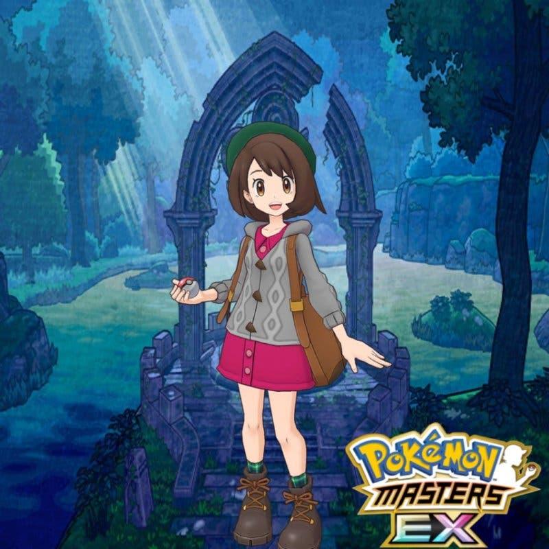 Gloria Pokemon Masters EX