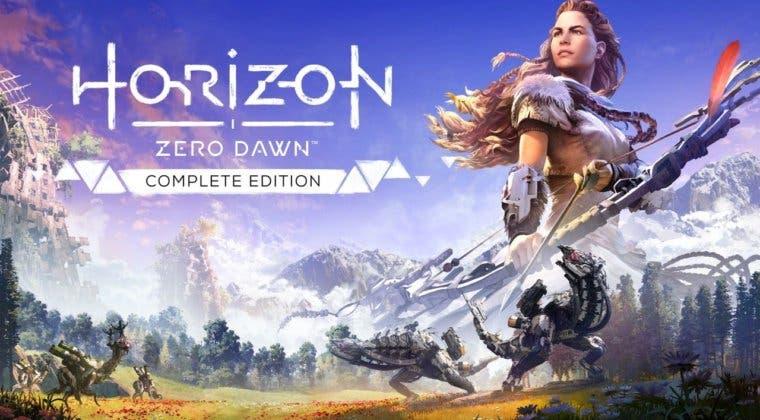 Imagen de Horizon Zero Dawn: Complete Edition llegará a GOG el 24 de noviembre