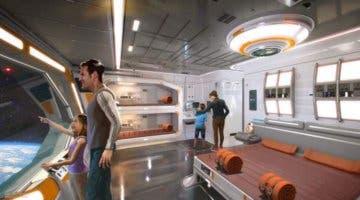 Imagen de Así son las habitaciones del hotel Star Wars que prepara Disney World en Orlando