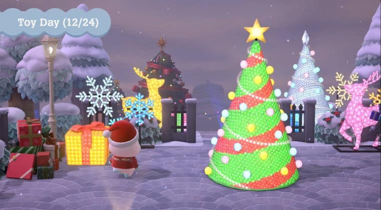 Imagen de Animal Crossing: New Horizons muestra su contenido para diciembre en un nuevo vídeo