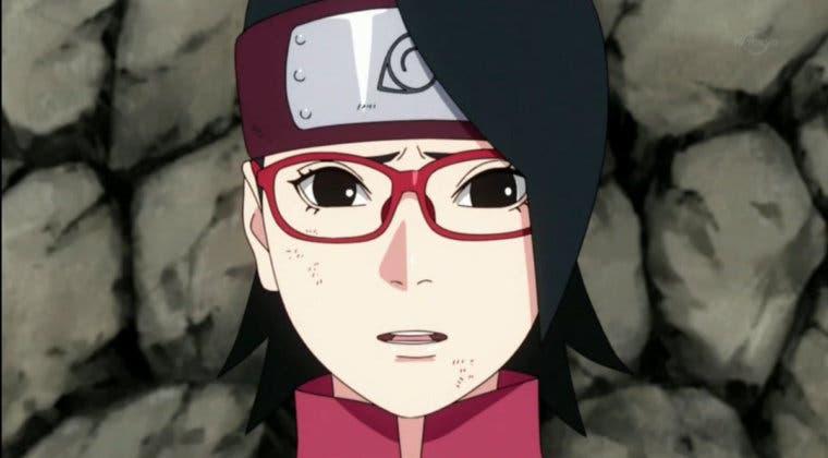 Imagen de Los fans de Sarada en Boruto, preocupados ante el regreso del autor de Naruto