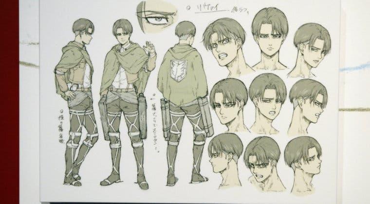 Imagen de Ataque a los Titanes: Así son los diseños de los personajes en la última temporada