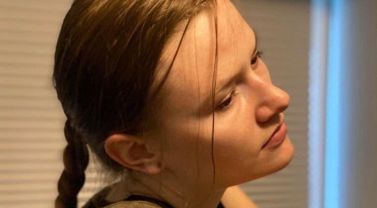 Imagen de La actriz de Abby (The Last of Us 2) se disfraza del personaje por Halloween