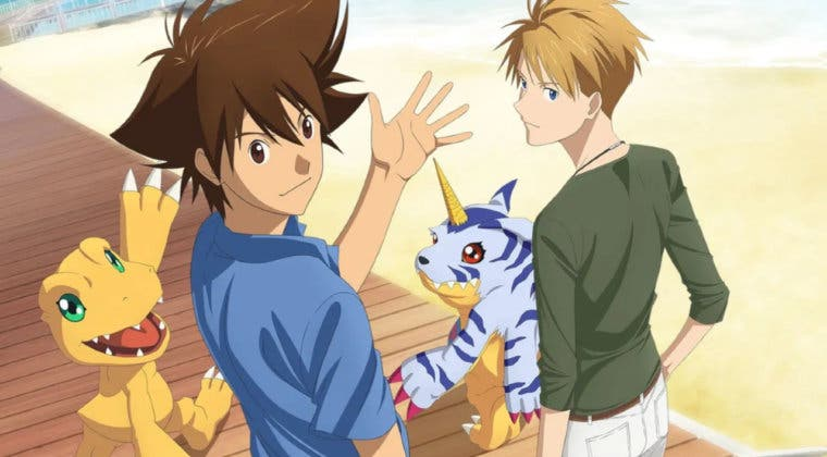 """Imagen de """"Digimon Adventure: Last Evolution Kizuna"""" ya está en Amazon Prime Video"""