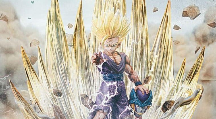 Imagen de Dragon Ball Z: Gohan SSJ2 brilla en una figura de casi 400 euros