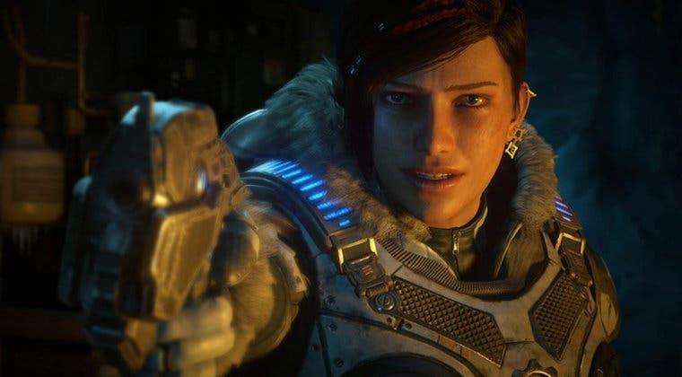 Imagen de Gears 5 en Xbox Series X: 4K dinámico y 60FPS, 120FPS en multijugador y más mejoras confirmadas