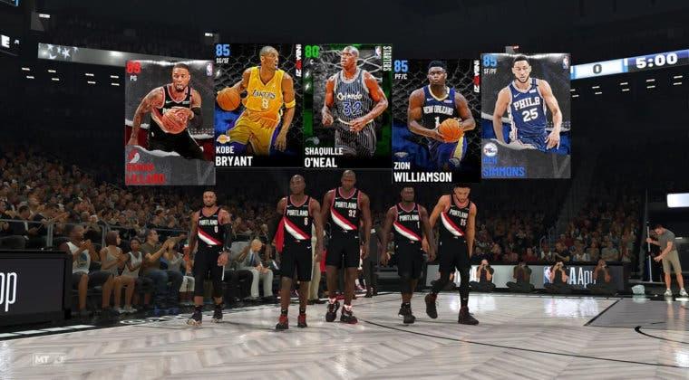 Imagen de NBA 2K21: Códigos de vestuario disponibles en noviembre