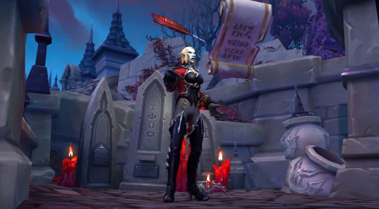 Imagen de World of Warcraft comparte tráileres de Maw y Ravendreth, zonas en Shadowlands