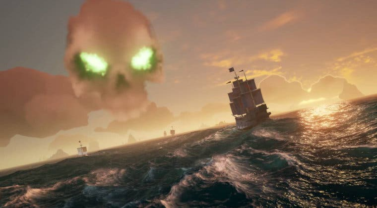 Imagen de Sea of Thieves celebra su tercer aniversario alcanzando este increíble récord de jugadores