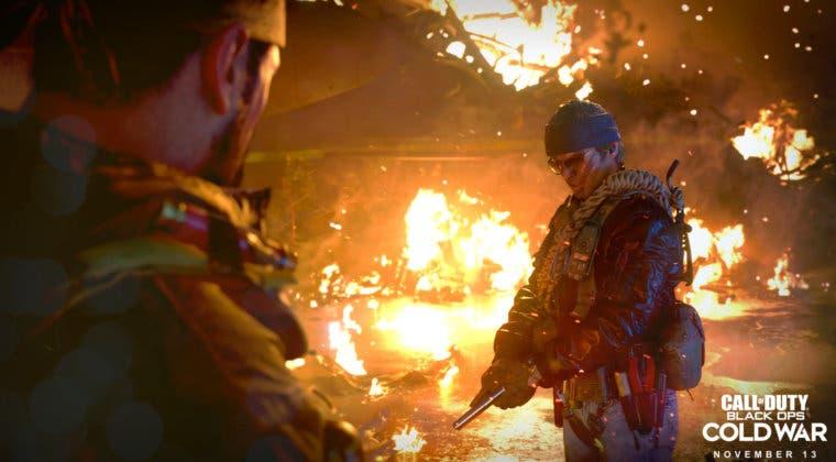 Imagen de Call of Duty: Black Ops Cold War rinde homenaje a una legendaria película en este nuevo mapa