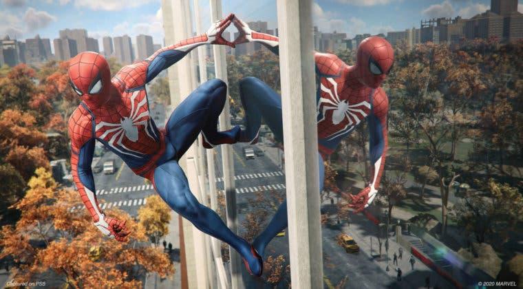 Imagen de Gameplay y comparativa con PS4 de Marvel's Spider-Man remasterizado para PS5