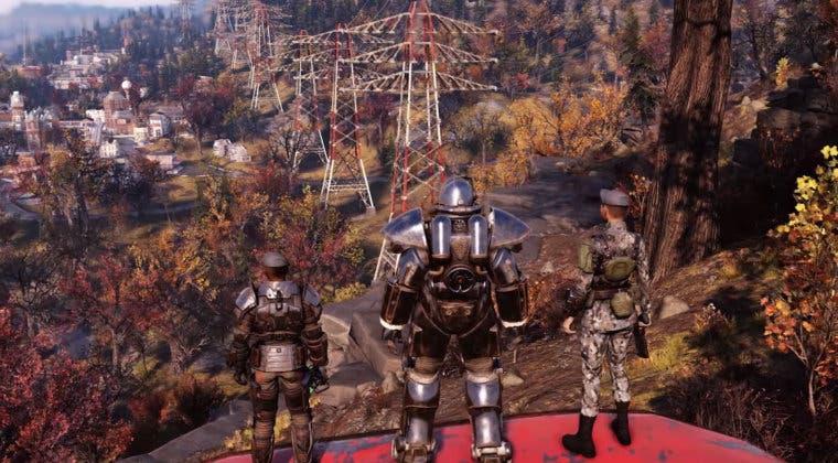 Imagen de Fallout 76: Tráiler y fecha de Amanecer de Acero