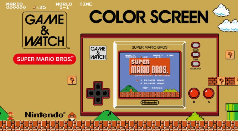Imagen de Trucos y secretos de Game & Watch: Super Mario Bros.