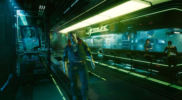 Imagen de Cyberpunk 2077 ve filtrado un gameplay de 20 minutos en PS4