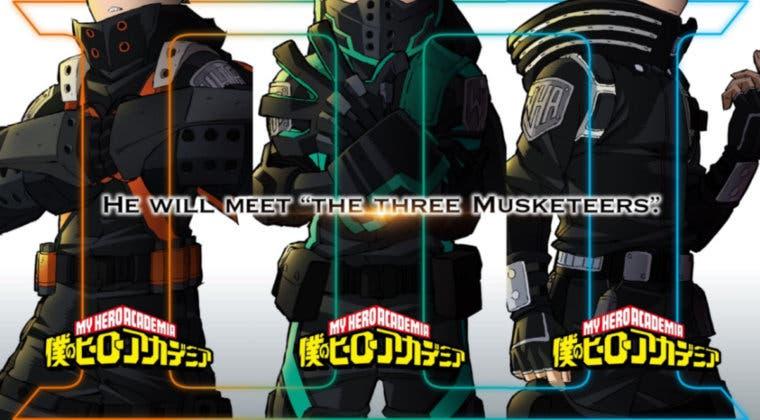 Imagen de My Hero Academia: World Heroes Mission es la tercera película de la franquicia; ya tiene fecha de estreno