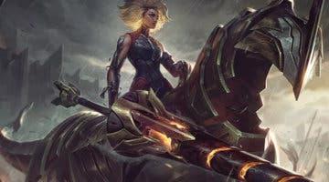 Imagen de Rell es la nueva campeona de League of Legends; estas son sus habilidades