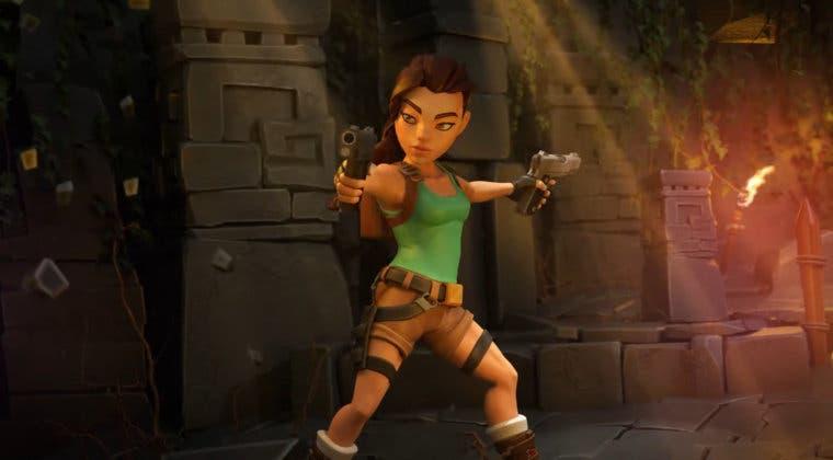 Imagen de Anunciado Tomb Raider Reloaded para móviles como un juego F2P
