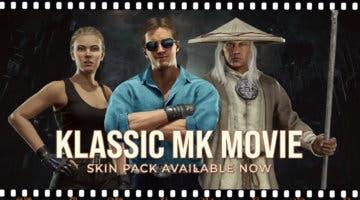 Imagen de Mortal Kombat 11 anuncia el DLC 'Klassic MK Movie Skin Pack' con los aspectos de la película de 1995