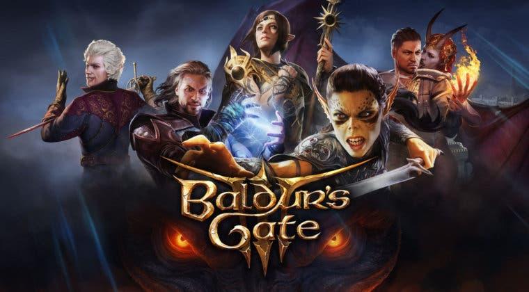 Imagen de Baldur's Gate 3 se actualizará por primera vez con cambios en la historia