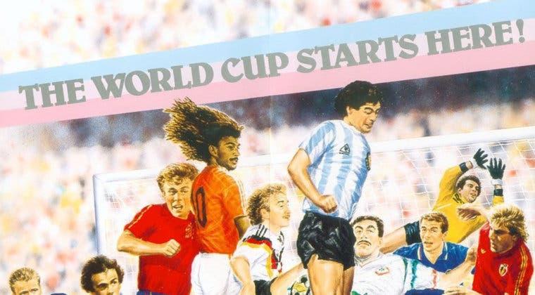 Imagen de El último adiós a Maradona: el único videojuego que puede presumir de tenerlo en portada