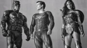 Imagen de Liga de la Justicia: Zack Snyder quería estrenar la película en blanco y negro