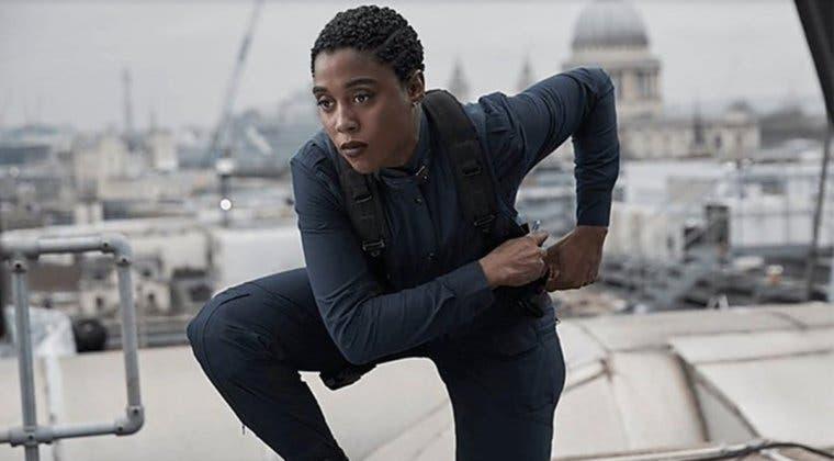 Imagen de Lashana Lynch, la nueva agente 007, se defiende tras las críticas racistas recibidas