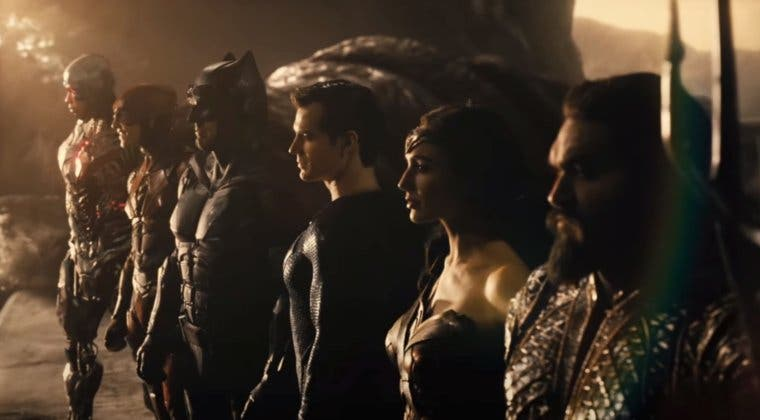 Imagen de Liga de la Justicia: el Snyder Cut contará con 2 horas y media de material inédito