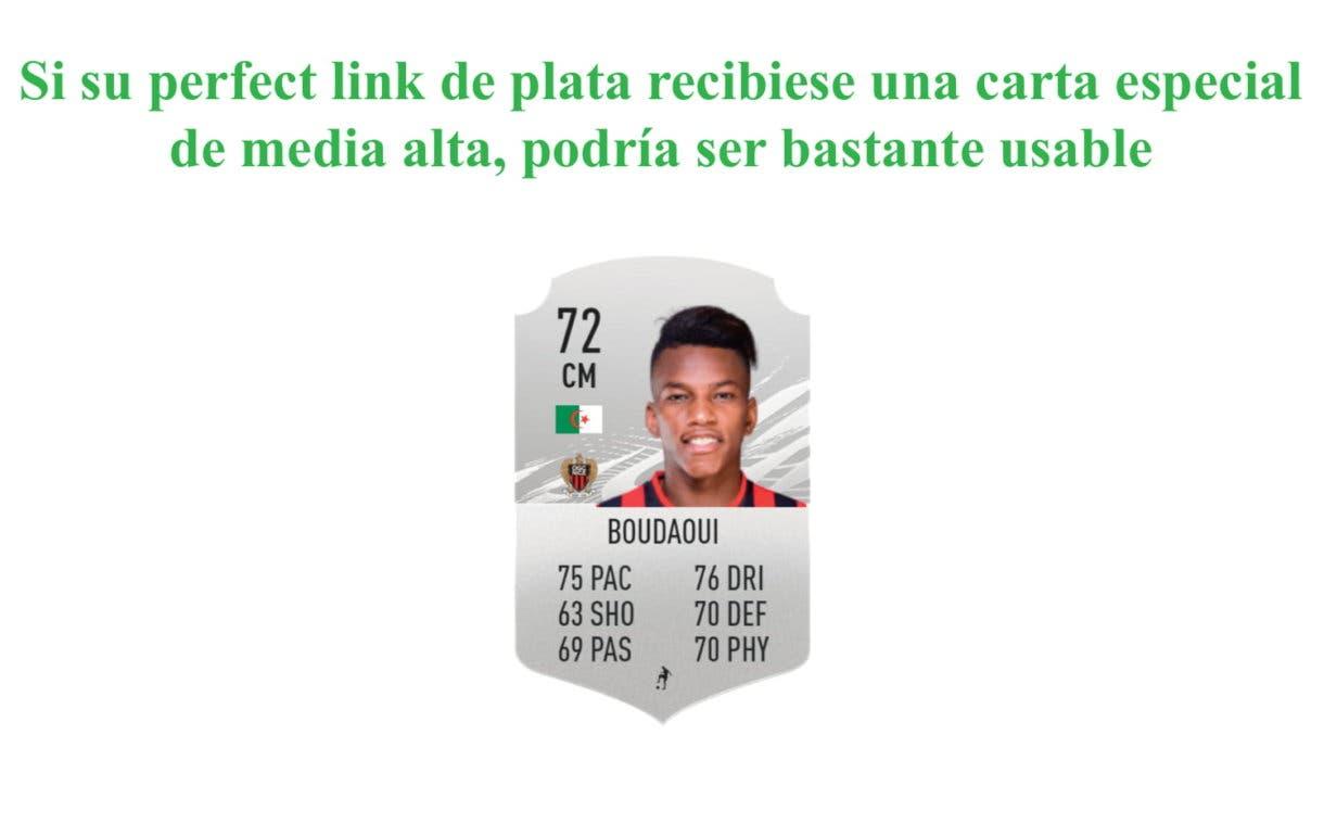Atal RTTF link perfecto FIFA 21 Ultimate Team