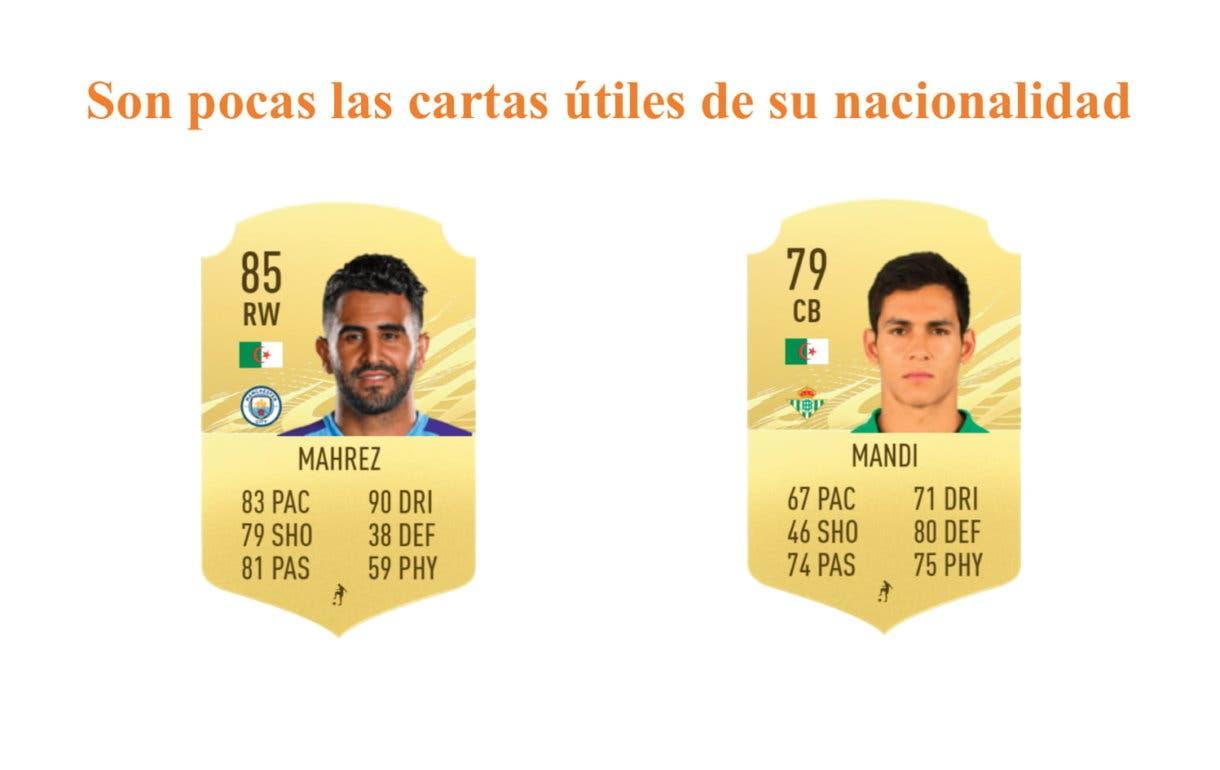 Atal RTTF links naranjas FIFA 21 Ultimate Team