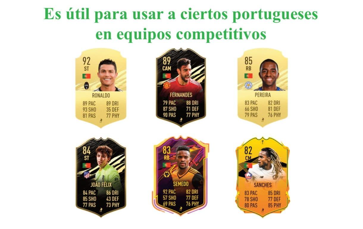 Figo Medio review FIFA 21 Ultimate Team links verdes