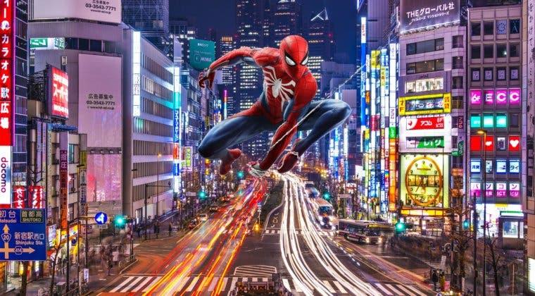 Imagen de El próximo Marvel's Spider-Man tendría lugar en Tokio, según un rumor