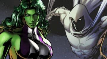 Imagen de She-Hulk y Moon Knight reciben nuevas fechas de inicio de rodaje