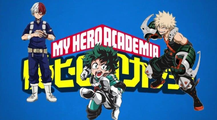 Imagen de My Hero Academia concreta el estreno de su tercera película