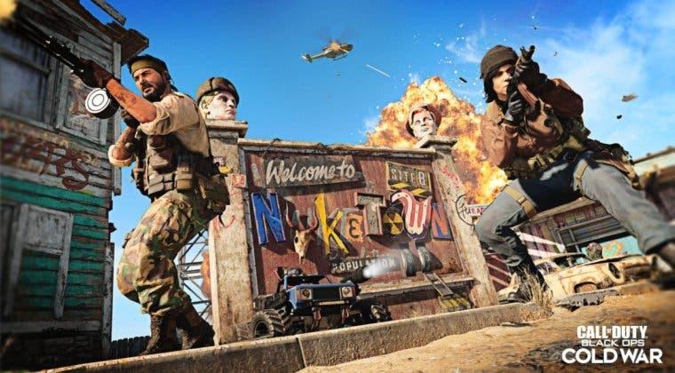 Imagen de Los nuevos mapas de Call of Duty: Black Ops Cold War y Warzone, inaccesibles en PC