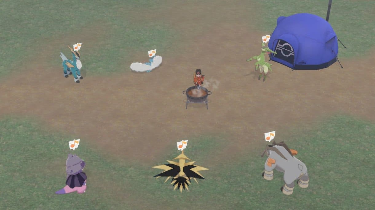 Pokémon Espada y Escudo Guia Keldeo 4