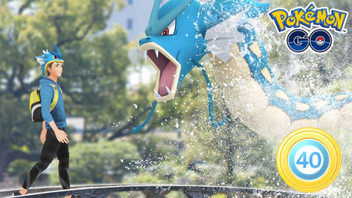 Pokemon GO Gorra Gyarados