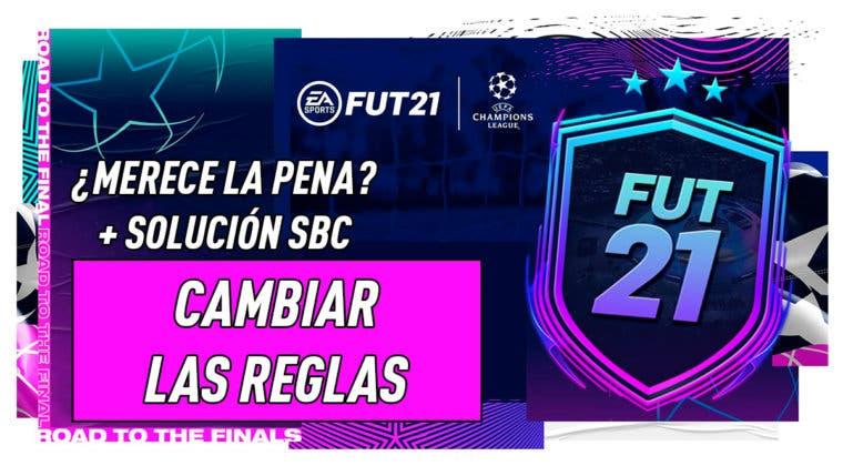 """Imagen de FIFA 21: ¿Merece la pena el SBC """"Cambiar las reglas""""?"""