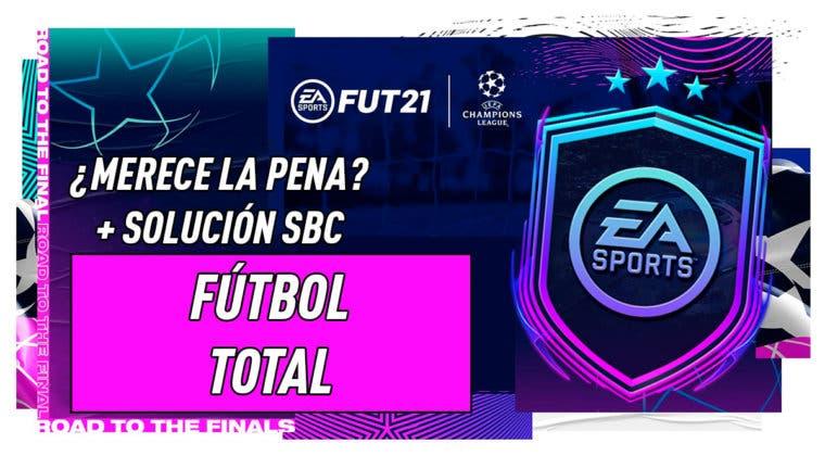 """Imagen de FIFA 21: ¿Merece la pena el SBC """"Fútbol total""""?"""