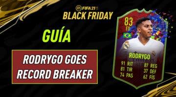 Imagen de FIFA 21: guía para conseguir a Rodrygo Goes Record Breaker