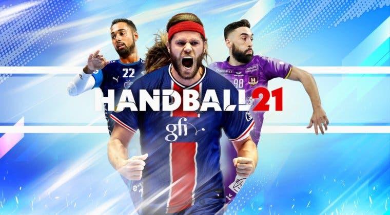 Imagen de Análisis Handball 21