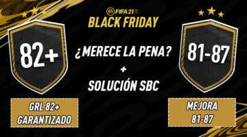 """Imagen de FIFA 21: ¿Merecen la pena los SBC's """"GRL 82+ garantizado"""" y """"Mejora 81-87""""?"""