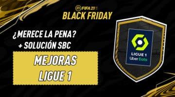 Imagen de FIFA 21: solución de los SBC's Mejoras de la Ligue 1