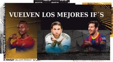 "Imagen de FIFA 21: los mejores IF´s vuelven a estar disponibles en sobres gracias al ""Best of TOTW"""