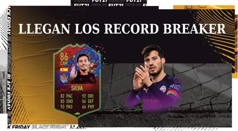 Imagen de FIFA 21: los primeros Record Breaker llegan a Ultimate Team