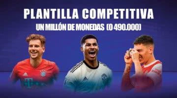 Imagen de FIFA 21: equipo competitivo, por un millón de monedas, para FUT Champions y Division Rivals