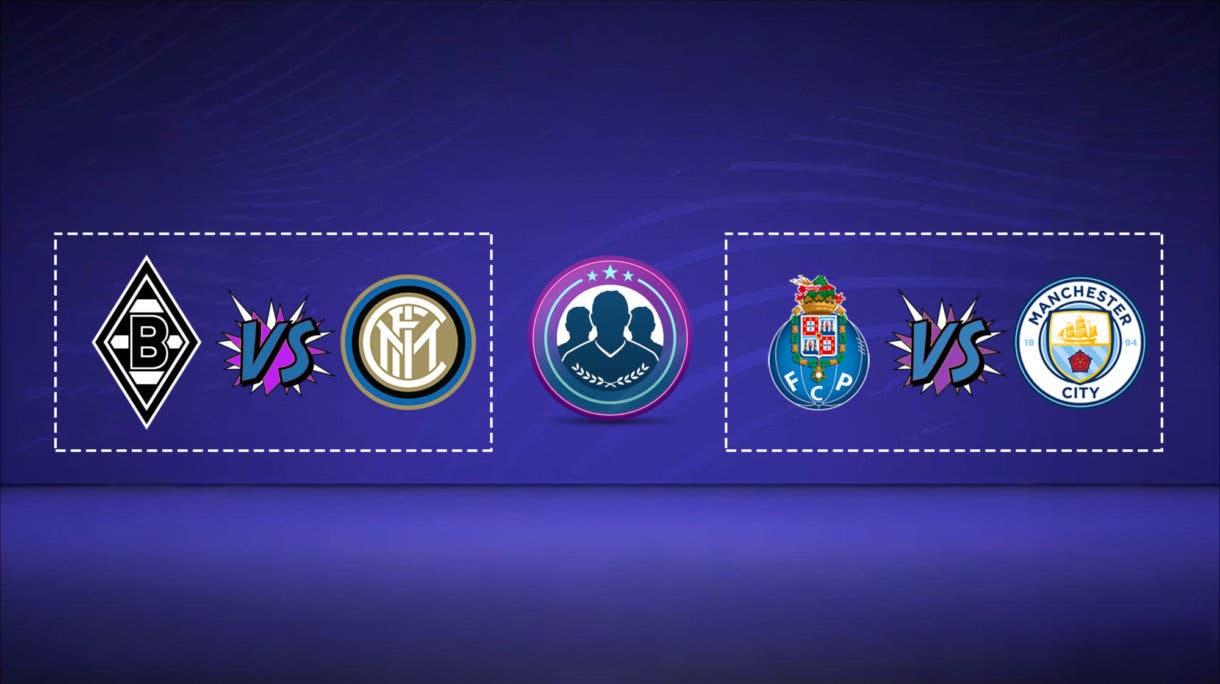 FIFA 21 Ultimate Team Predicción SBC Partidos Clave de la UEFA 01-12-2020