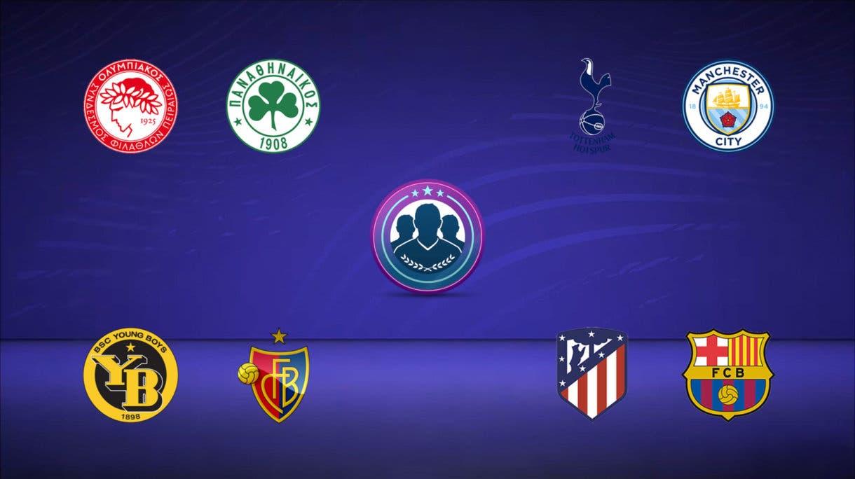 FIFA 21 Ultimate Team Predicción Partidos de Marquesina 17-11-2020