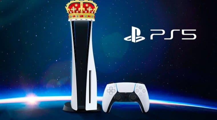 Imagen de PS5 bate el récord histórico de ventas de lanzamiento de una consola en UK