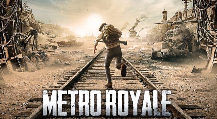 Imagen de PUBG Mobile y Metro Exodus se fusionan en el modo Metro Royale; ya disponible en iOS y Android