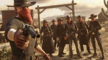 Imagen de Red Dead Online se lanzará como un juego independiente para PC y consolas